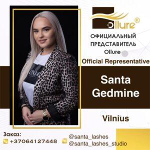 Santa Gedmine